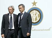 Mourinho no Inter de Milão