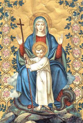Limmaculee Conception 8 Décembre Jean 146 Jésus Lui Dit Je Suis