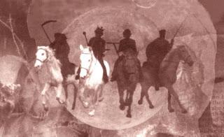 Eberhard Havekost - I quattro cavalieri dell'Apocalisse