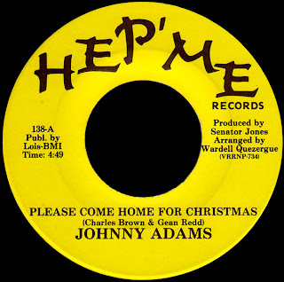 johnny adams please come home for christmas hepme 138 - Please Come Home For Christmas Aaron Neville
