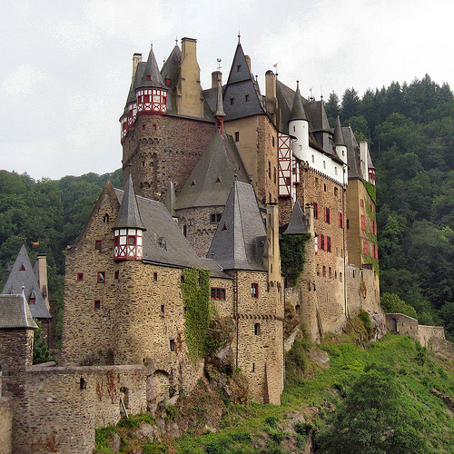 DECK THE HOLIDAY'S: HAUNTED CASTLES OF EUROPE