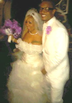 The Celebrity Weddings Blog TI Tinys wedding pics