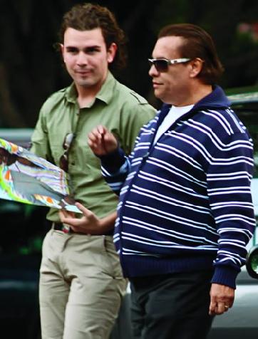 Juan Gabriel Boyfriend The Celebrity W...