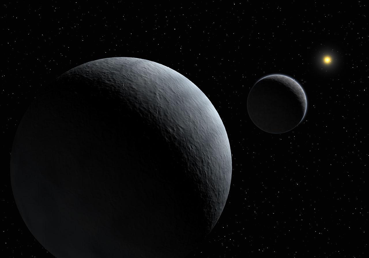 Charon Moon: