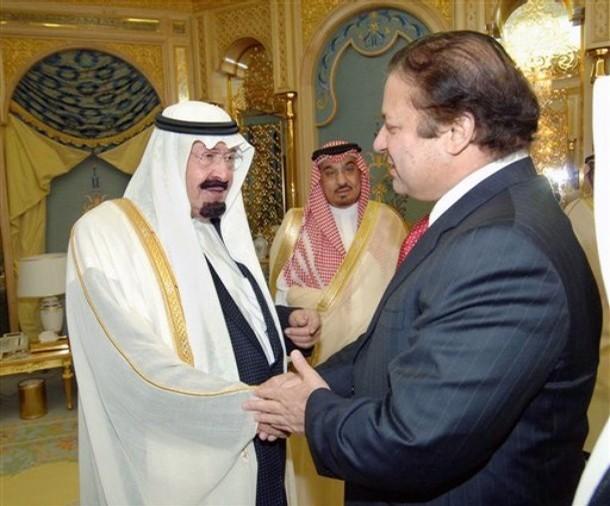 Nawaz Sharif is the member of Saudi Royal Family (How
