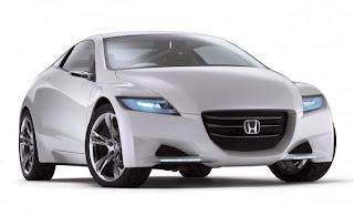 2010 Honda CR-Z Hybrid