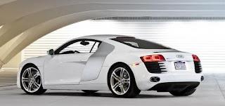 2010 Audi R8 Roadster