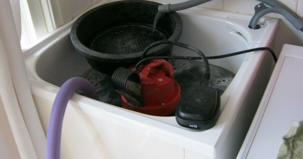 Diy Greywater Diy Greywater Laundry And Kitchen