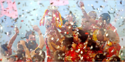 Photos Spain as the winer euro 2008, The man of the match, favorite player, the best player euro 2008, In every match euro 2008 always appear The man of the match, favorite player, the best player euro 2008, this is the man of the match photos and wallpaper euro 2008: iker casillas (spain), david villa (Spain), michael Ballack (german), Andrei Arshavin (Rusia), nihat kahveci (turkey), Roman Pavlyuchenko (Rusia),  I have Predictions grand final euro 2008 German versus Spain, Spain as the winer euro 2008. Dream Team Euro 2008:<br />Iker Casillas (Spain), Edwin van der Sar (nederland).<br />Sergio Ramos, carles Puyol (keduanya Spain), Giorgio Chiellini (Italia), Yuri Zhirkov (Rusia), Pepe (Portugal), Philipp Lahm (German).<br />Michael Ballack (German), Xavi Hernandez, Andres Iniesta, Cesc Fabregas (Spain).<br />Andrei Arshavin (Rusia), Lukas Podolski (German), David Villa, Fernando Torres (Spain).  Guus Hiddink (Rusia)