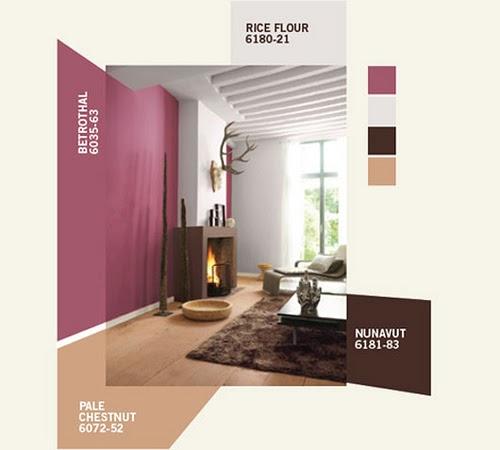 New Paint Color Trends: New Trend Interior Color 2010 : Mas Mintos News