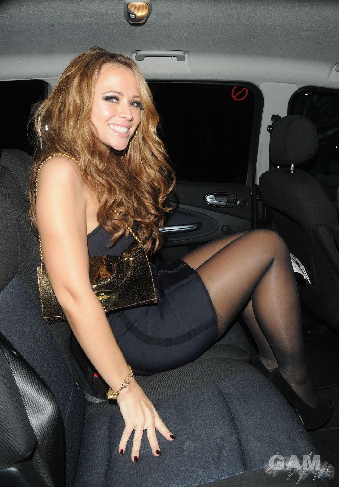 celebrities and pantyhose
