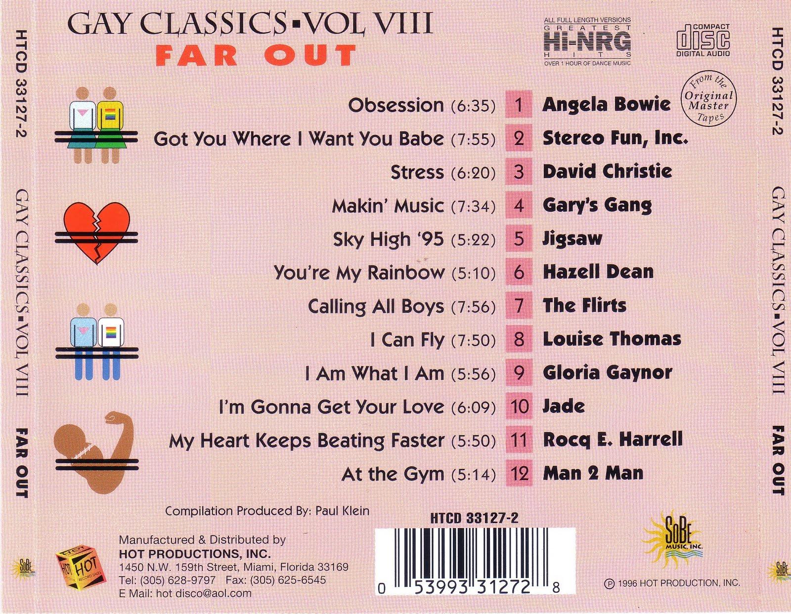 Various Artists - Gay Classics Mega Mix, Vol. 2 -