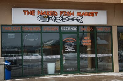 Accept. interesting the naked fish market consider