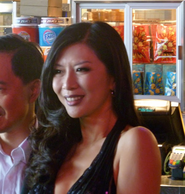 Favorite Hong Kong actresses: Carrie Ng at the Toronto International Film Festival