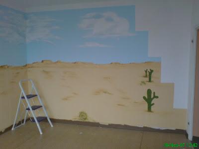 mit liebe selbstgemacht wandgestaltung im kinderzimmer. Black Bedroom Furniture Sets. Home Design Ideas