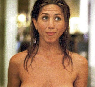 jennifer aniston topless from the break up