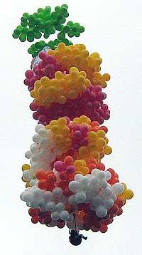 cura con globos