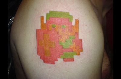 29 Cool Video Game Tattoos
