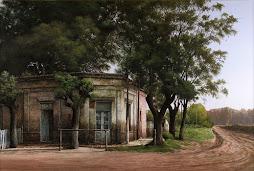 Jorge Frasca, un tiempo de andar por la pintura