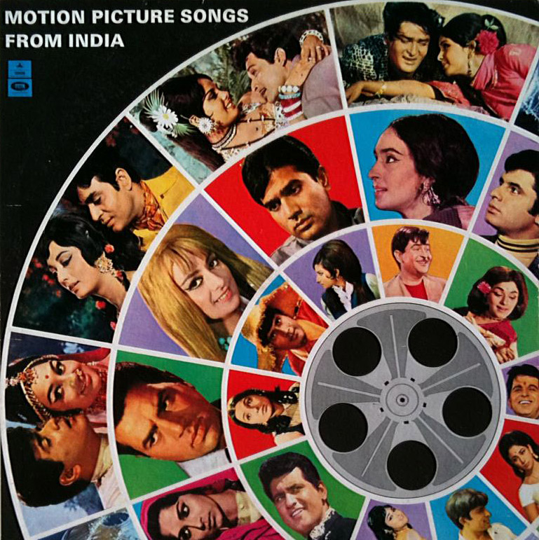 My Music Movies and Mutterings: MY HINDI RECORDS