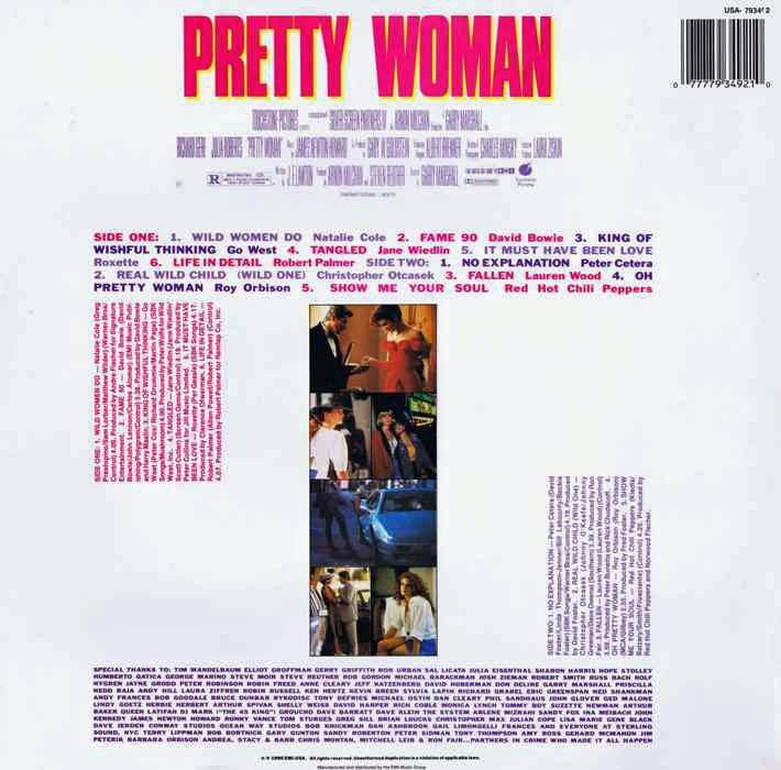 Pretty Woman Soundtrack 35