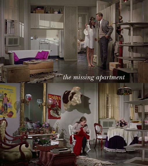 Bachelorette Girly Bedroom: The Hooked Nose: The Missing Apartment Of Holly Golightly
