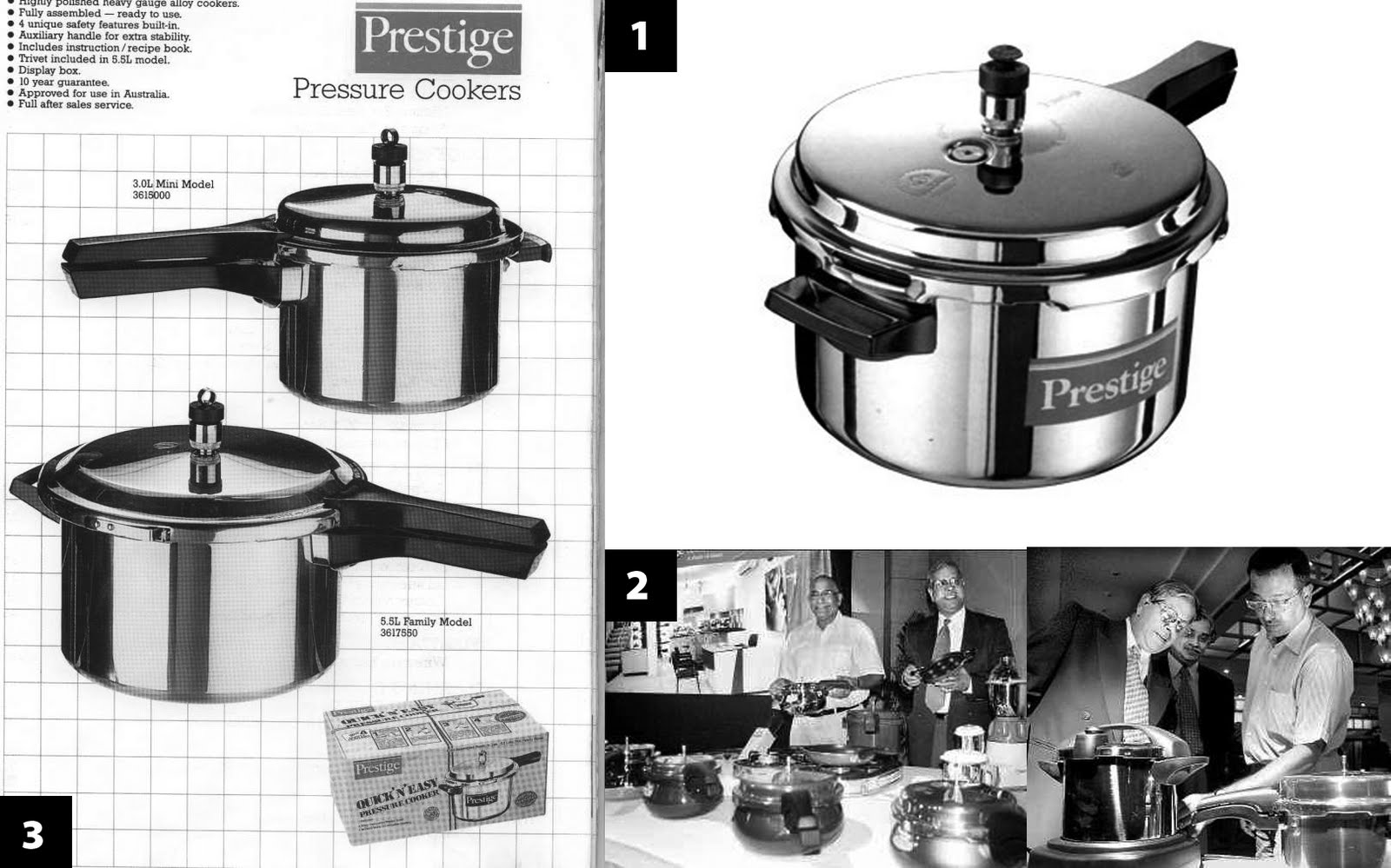 My Pressure Cooker Fascination
