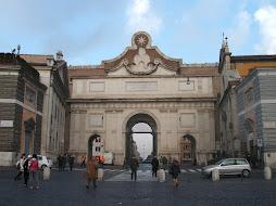 Porta Popolo - Rome