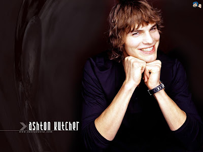 Hollywood Actors wallpapers :: Ashton Kutcher Wallpaper