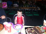 Michael's Birthday at Chuck E Cheese