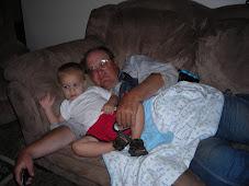 Micah & His Grandpa