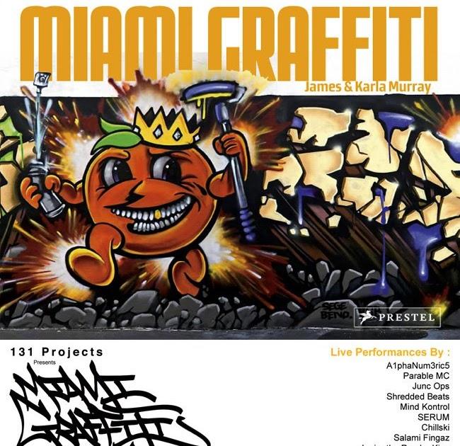 MSG CARTEL: MIAMI GRAFFITI: The Events