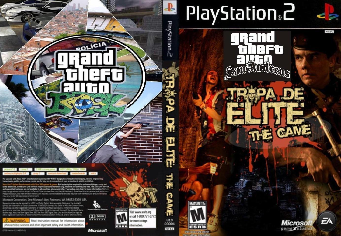 PARA ELITE TROPA BAIXAR JOGO GRATIS PC DE GTA