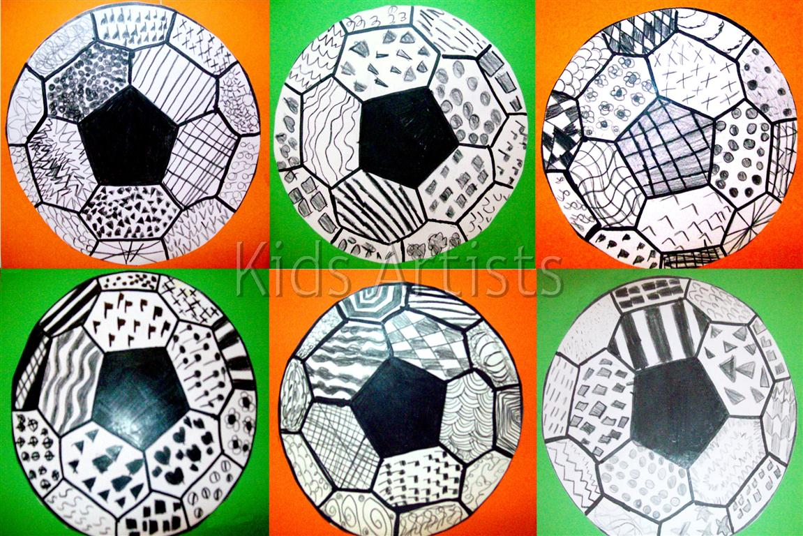 Soccer ball craft ideas - The Most Beautiful Soccer Ball