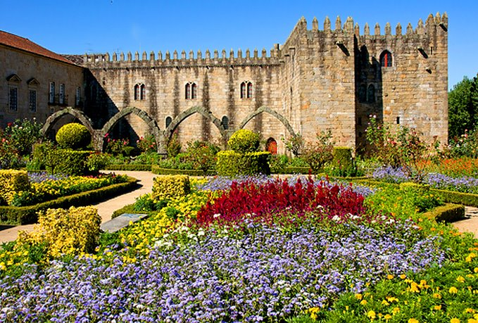 Braga - Jardim de Sta Barbara