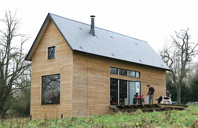 michel ogier photographie maison architecte lode petite. Black Bedroom Furniture Sets. Home Design Ideas