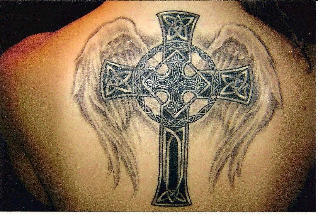 Kingpin Tattoo: Kingpin Tattoo: Celtic Cross Tattoo Designs
