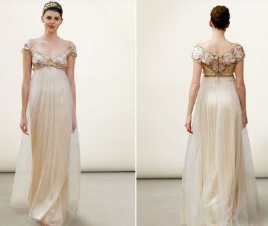 jane austen wedding dress   Wedding