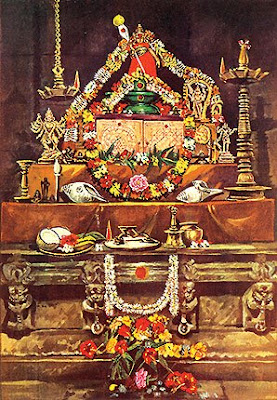 The life and works of Artist Silpi: Siddhar Bogar Samadhi