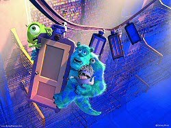 Review dan Sinopsis Film Monsters, Inc. (2001)