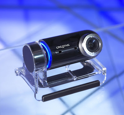 Creative web camera pd1100