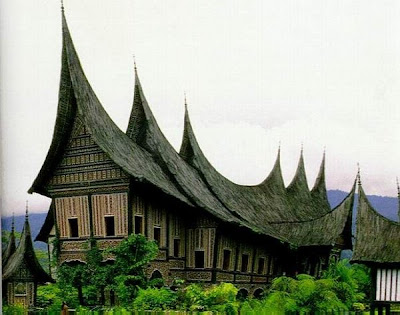 Rumah Gadang   Indonesia Today's