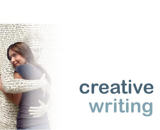 The creative writing helping
