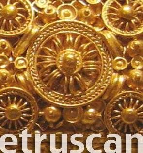 Gemagenta Ancient Etruscan Jewelry At Met Museum
