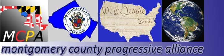 Montgomery County Progressive Alliance
