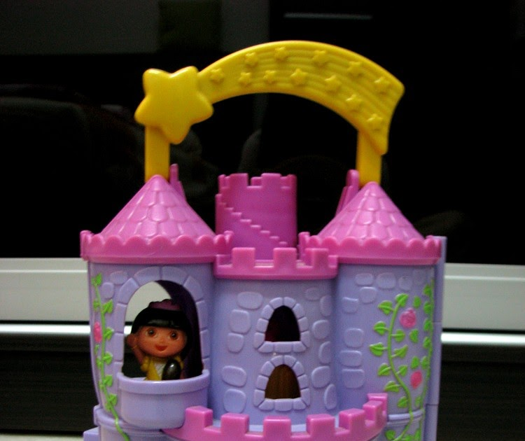 Kiddy Parlour Sold Gallery: Fisher Price Dora The Explorer