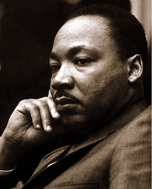 Mathin Luther King Jr