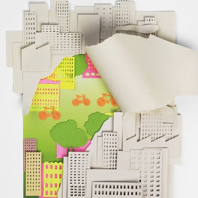 Do You Live In A Happy City It Sgreendesign