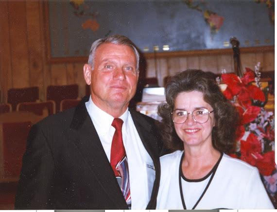 Dr & Mrs. Sammy Allen