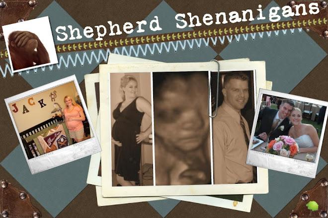 Shepherd Shenanigans